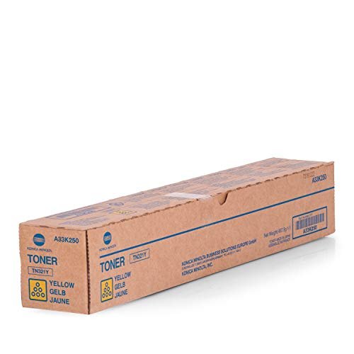 Konica Minolta A33K250 Original Toner Pack Of 1