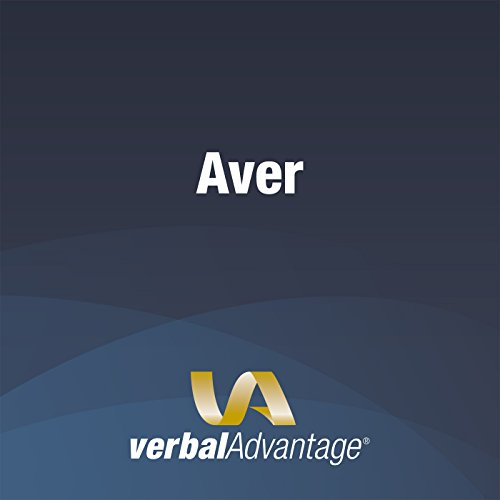 Word of the Day: Aver  By  cover art