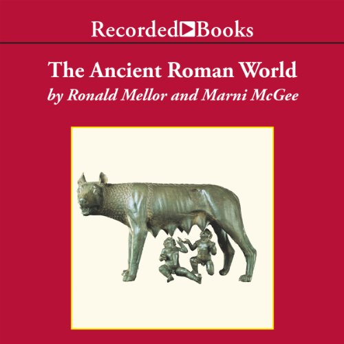 The Ancient Roman World cover art