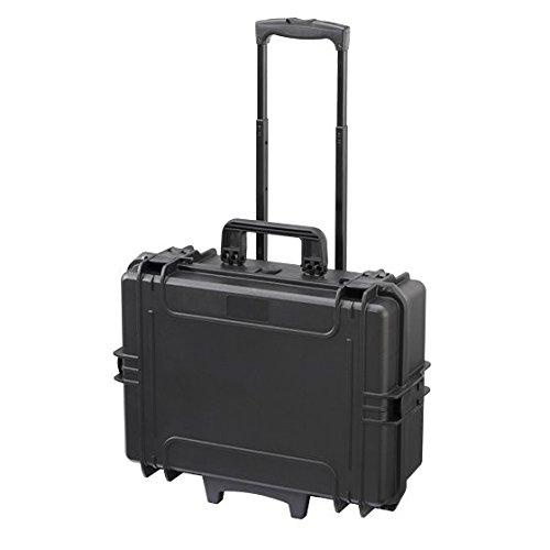 MAX MAX505TR.079.CAM Valise étanche Noire