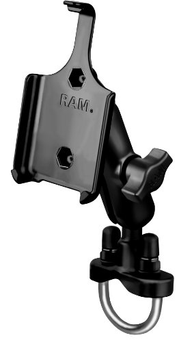 RAM Mounting Systems Ram Mount U-Bolt Rail Mount for Apple iPhone 4