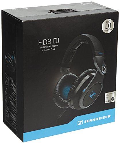 Sennheiser HD 8 DJ Cuffia Chiusa Circumaurale...