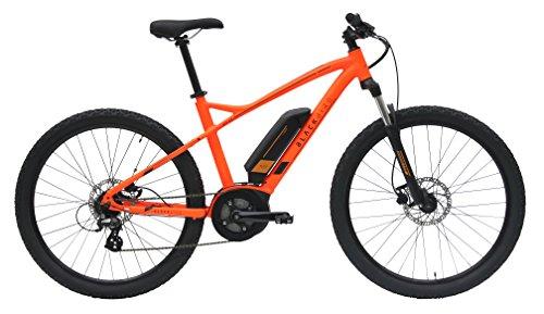 "Black Bird RS-E1 E-Bike E Bike Pedelec Herren 28\"" 41cm Rahmen Orange Modell 2018"