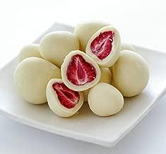 六花亭 ストロベリーチョコ ホワイト 【袋入】