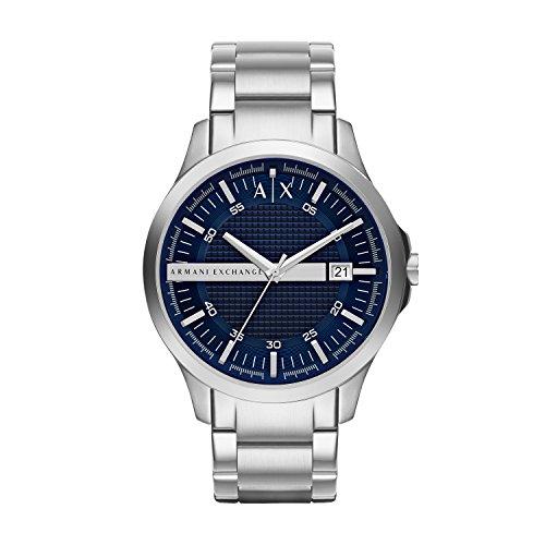Armani Exchange Hampton Analog Blue Dial Men's Watch