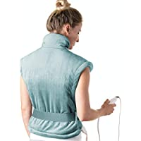 Pure Enrichment PureRelief XL Heating Pad For Back & Neck
