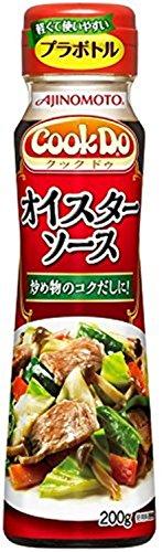 味の素 Cook Do 中華醤調味料 オイスターソース 200g