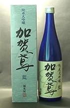 加賀鳶純米大吟醸藍 1800ml(化粧箱入)