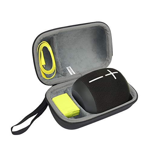 LUYIBA EVA Duro Viaje Estuche Bolso Funda para Ultimate Ears WONDERBOOM/WONDERBOOM 2 Altavoz Bluetooth Impermeable