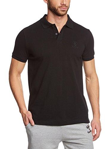 Hummel Herren Poloshirt Classic Bee SS, schwarz, M, 02500-2042