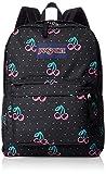 JanSport Superbreak Backpack (Neon Cherries)