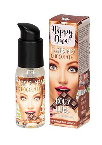 Happy Diva Lubricante Taste Me Body Lube, 50 ml
