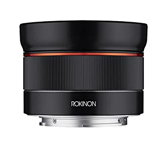 Rokinon IO24AF-E AF 24mm f/2.8 Wide Angle Auto Focus Lens for Sony E-Mount, Black (B07FH133Q1) | Amazon price tracker / tracking, Amazon price history charts, Amazon price watches, Amazon price drop alerts