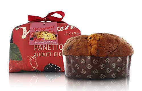 Vergani Panettone Gourmet con Frutos del Bosque - 750 gr