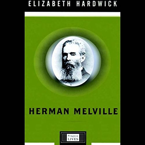 Herman Melville audiobook cover art