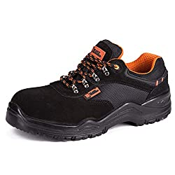 Black Hammer safety boots walking shoes