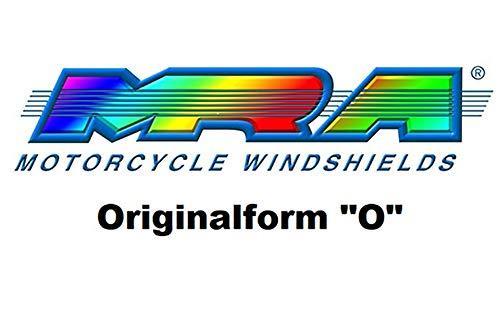 Motorize-MRA Verkleidungsscheibe, passend für Honda XLV 600 Transalp, 94-99, rauchgrau, Originalform