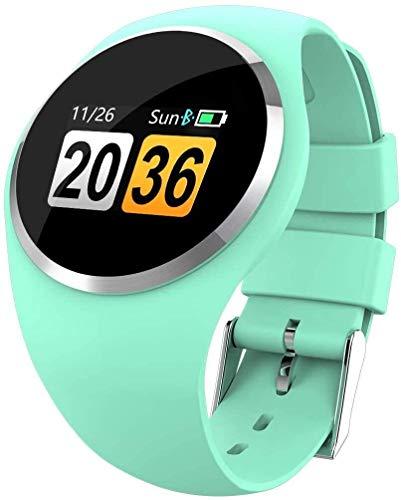 ZHENAO Gimnass Tracker Fitness Tracker, Podómetro Impermeable con Monitor de Ritmo Cardíaco Gps Bluetooth Smart Watch Monitor de Sueño para Niños Y Hombres Sport Fitness Tracker Mod