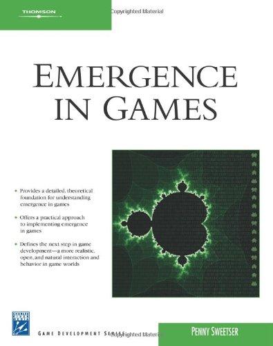 Emergence in Games (Charles River Media Game Development)
