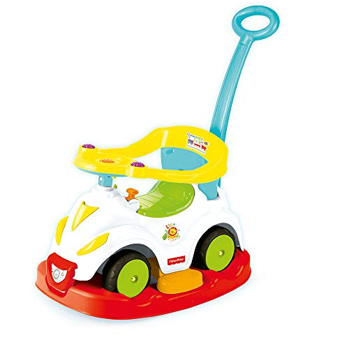Fisher Price- Correpasillos 4 en 1 (Dolu 1812)
