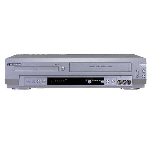 Sylvania SSD803 DVD/VCR Combo Player
