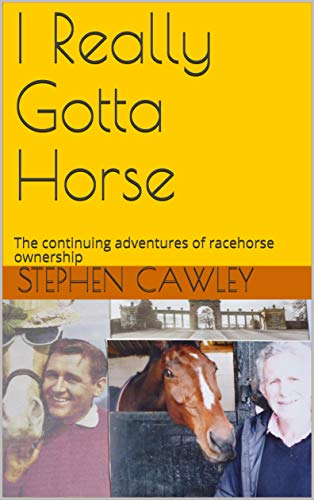 I Really Gotta Horse: The continuing adventures of racehorse ownership (Racehorse ownership on a shoestring budget Book 2) (English Edition)