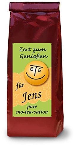 Jens; Namenstee; Früchtetee