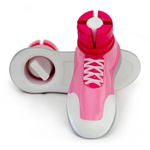 Sneaker Walker Glides for One-Inch Walker Tubes