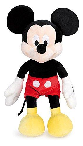 Famosa Softies- Mickey Mouse Peluche Disney, 61 cm (700009676)