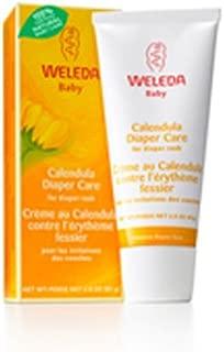 Weleda Calendula Diaper Rash Cream, 2.9 Ounce (2 Pack)