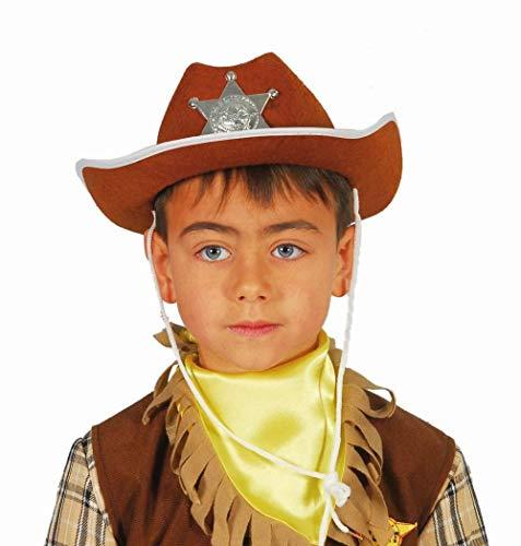Fiesta Guirca 13559 Chapeau pour Enfant Marron