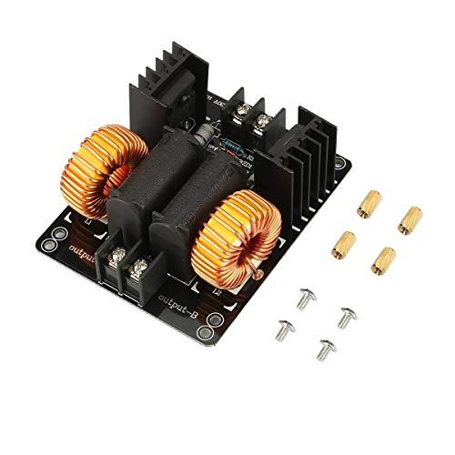 Greatangle Portátil y Duradero 1000W 20A ZVS Módulo de Bobina de Calentamiento por inducción de bajo Voltaje Calentador de Controlador de Retorno Fuente de alimentación de CC