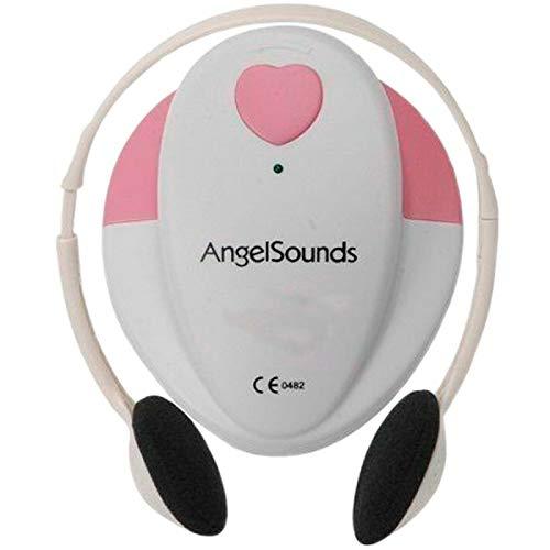 Mobiclinic QE-00024/07 - Angelsounds detector fetal rosa