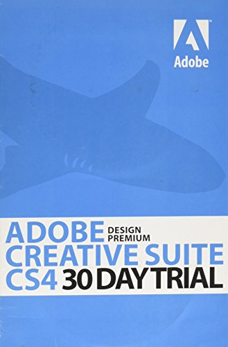 Price comparison product image Adobe Creative Suit CS4 Design Premium 30 Day Trial