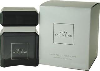 Very Valentino By Valentino For Men. Eau De Toilette Spray 3.4 Oz.