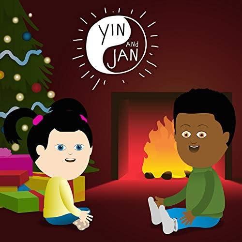 Musikk for å Sove Yin & Jan & LL Kids Børnesange