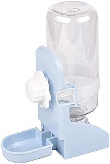 EElabper Botella alimentador automático dispensador de Aves del pájaro de Agua Bebedor de contenedores Waterer Colgantes C...