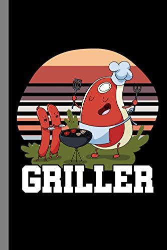 Griller: Cook Gift For Chef (6