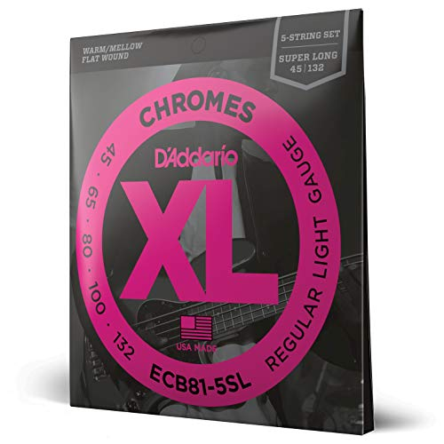 daddario chromes extra light - 5