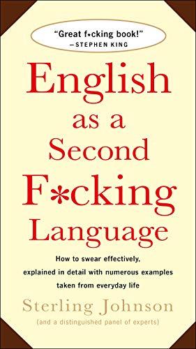 ENGLISH AS 2ND F*CKING LANG P