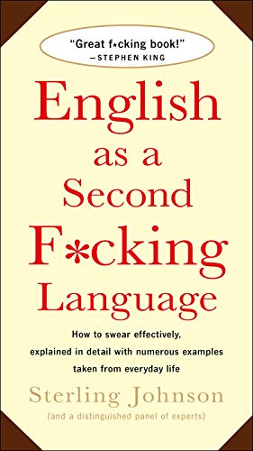 Compare Textbook Prices for English As 2Nd F*cking Language 1 Edition ISBN 0880791986444 by Johnson, Sterling