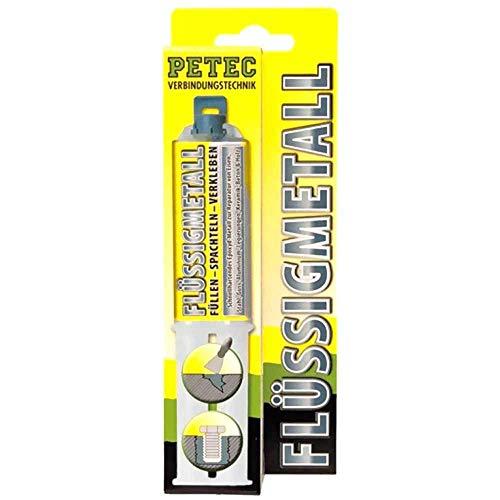 Petec Flüssigmetall 25ml Pet 25ml 97425 4013558974255