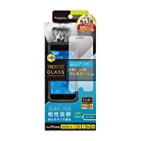 トリニティ iPhone SE(第2世代)4.7インチ /8/7/6s ゴリラガラス ブルーライトカット