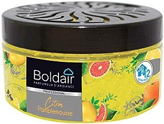 BOLDAIR Perles Parfumantes Désodorisant Citron Pamplemousse - Lot de 3