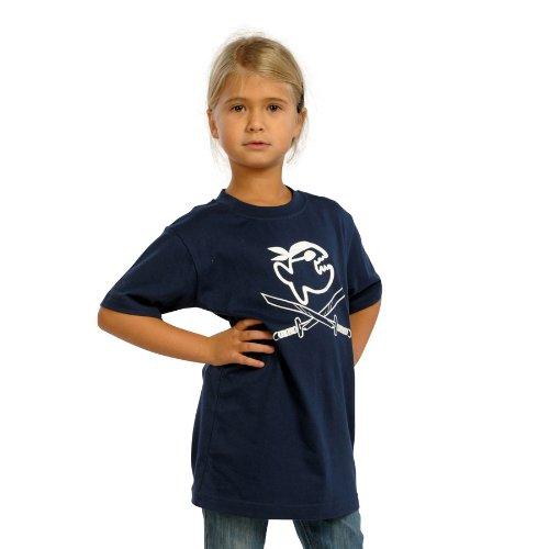 iQ-Company T-shirt enfant Marine 6-7 ans (116 cm)