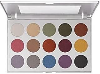 Kryolan Eye Shadow Palette 15 Colors 5315 TN3 Makeup