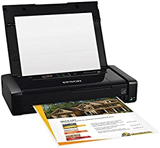 Epson Workforce WF-100 Wireless Mobile Printer, Amazon Dash Replenishment Enabled
