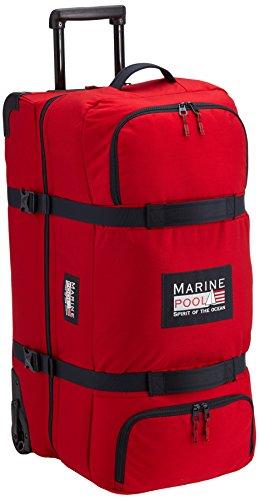 Marinepool koffer, 80 cm, 140 liter, rood
