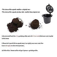 再利用可能 ネスプレッソ対応するコーヒーカプセルポッドフィルター (Type : Def)