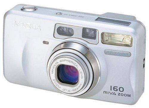 Minolta Riva 160 Zoom Sucherkamera 135 mm Kamera